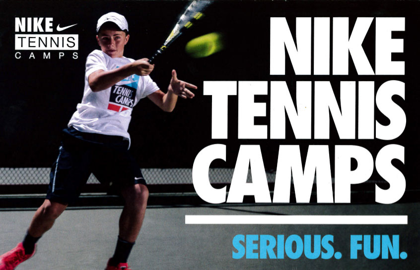 ignorar atención Circunferencia  Nike Tennis Camps - Airport Fitness